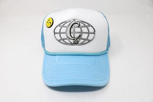 Çasquette Global (Sky High Blue)