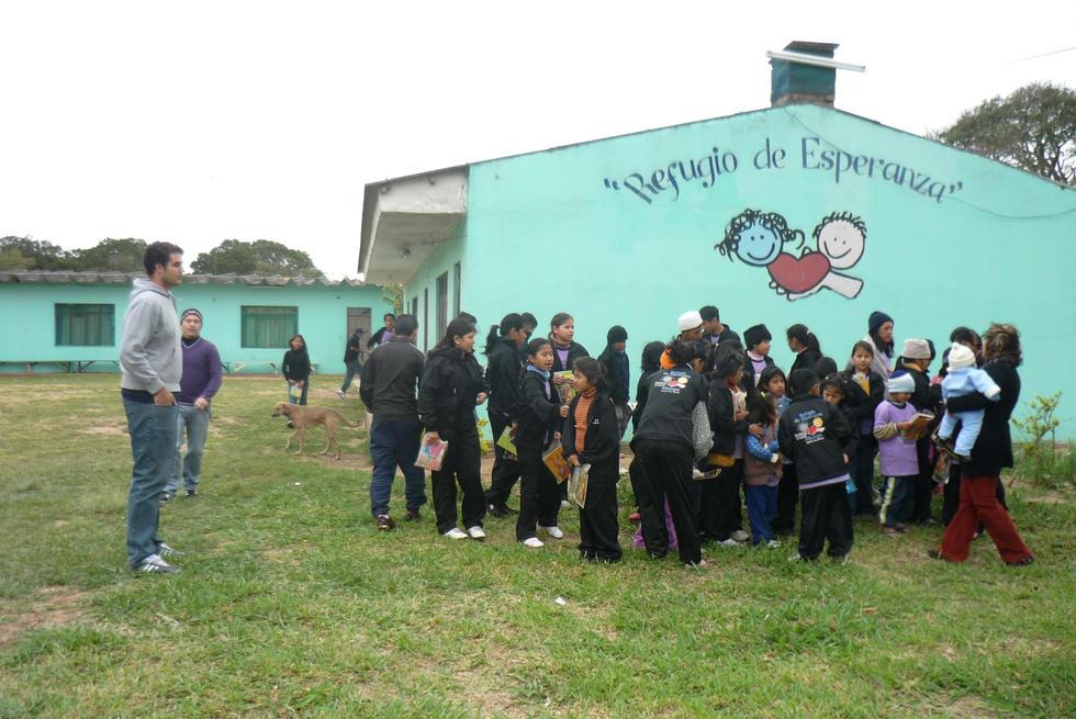HOGAR DE LA ESPERANZA   BOLIVIA