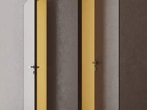 Двері прихованого монтажу все частіше стають вибором для сучасних інтер'єрів