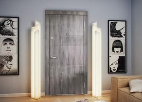 Моделі одностулкових вхідних дверей в наявності
