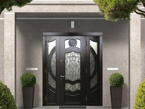 Ексклюзивні вхідні двері за індивідуальним дизайном