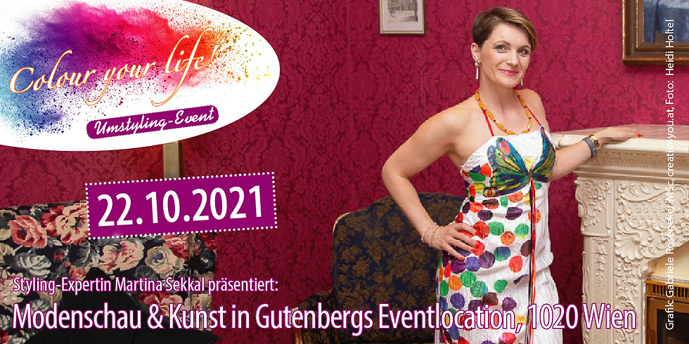 """Colour-your-life """"Umstyling-Event"""""""