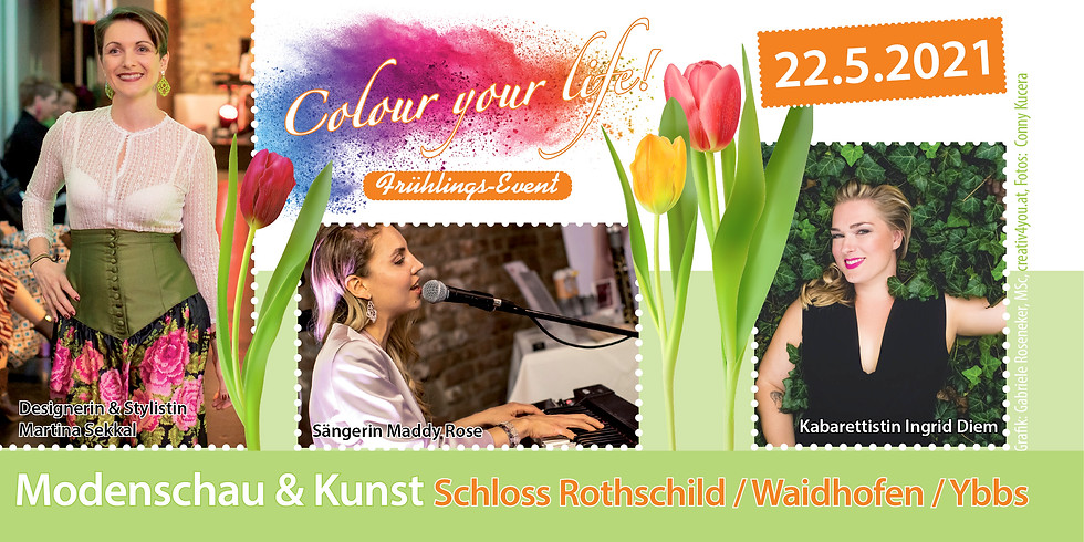 Colour-your-life-Frühlingsevent