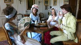L'art du thé au château de la Folie Marco