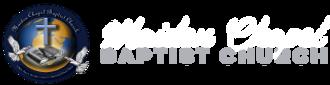 Maiden Chapel Logo