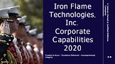 Iron Flame's Presentation