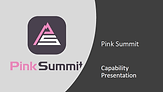 Pink Summit Cyber Presentatin Front Page