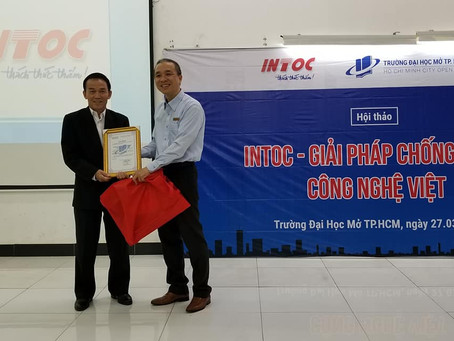 INTOC & ĐH MỞ TPHCM.