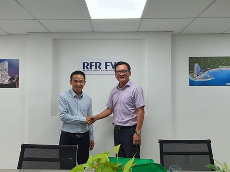 INTOC với RFR Vietnam.