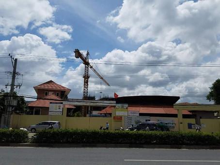 INTOC chống thấm cho Dự án Vạn Lộc Phát , Bình Dương