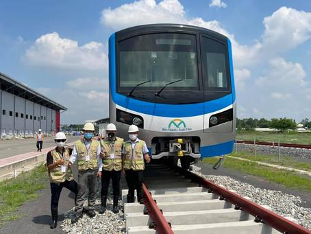 Intoc khảo sát công trình Metro