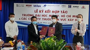 INTOC & Đại Học Mở TPHCM.