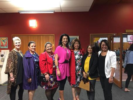Inaugural Women's Fashion Expo    (Women's Health Screening Promotion)