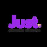 Preto e Laranja Simples Internet Logotip