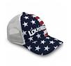 Stars & Stripes Loudmouth Trucker Cap.pn