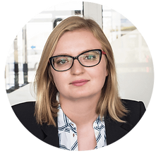 Katarzyna Piejko - Kierownik Działu Realizacji Inwestycji, Projektant instalacji