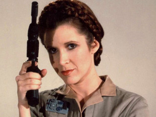 #May the Force Be With Her