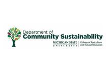 MSU Department of Community Sustainability