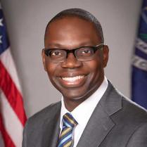 Lt. Governor Garlin Gilchrist