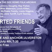 Departed Friends, by Doc Rowe, screened Ulverston 2017 as part of Seasoning.