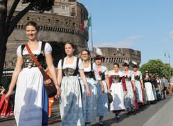 08. Granda Parata zur Ehren der Patrona Bavaria