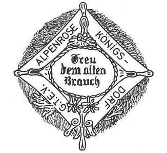 Alpenrose Königsdorf