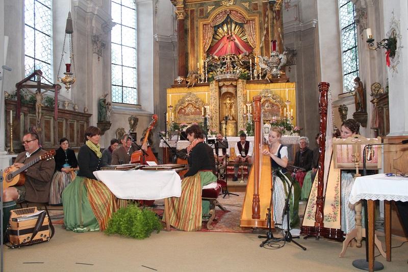 Musiker Mariensingen