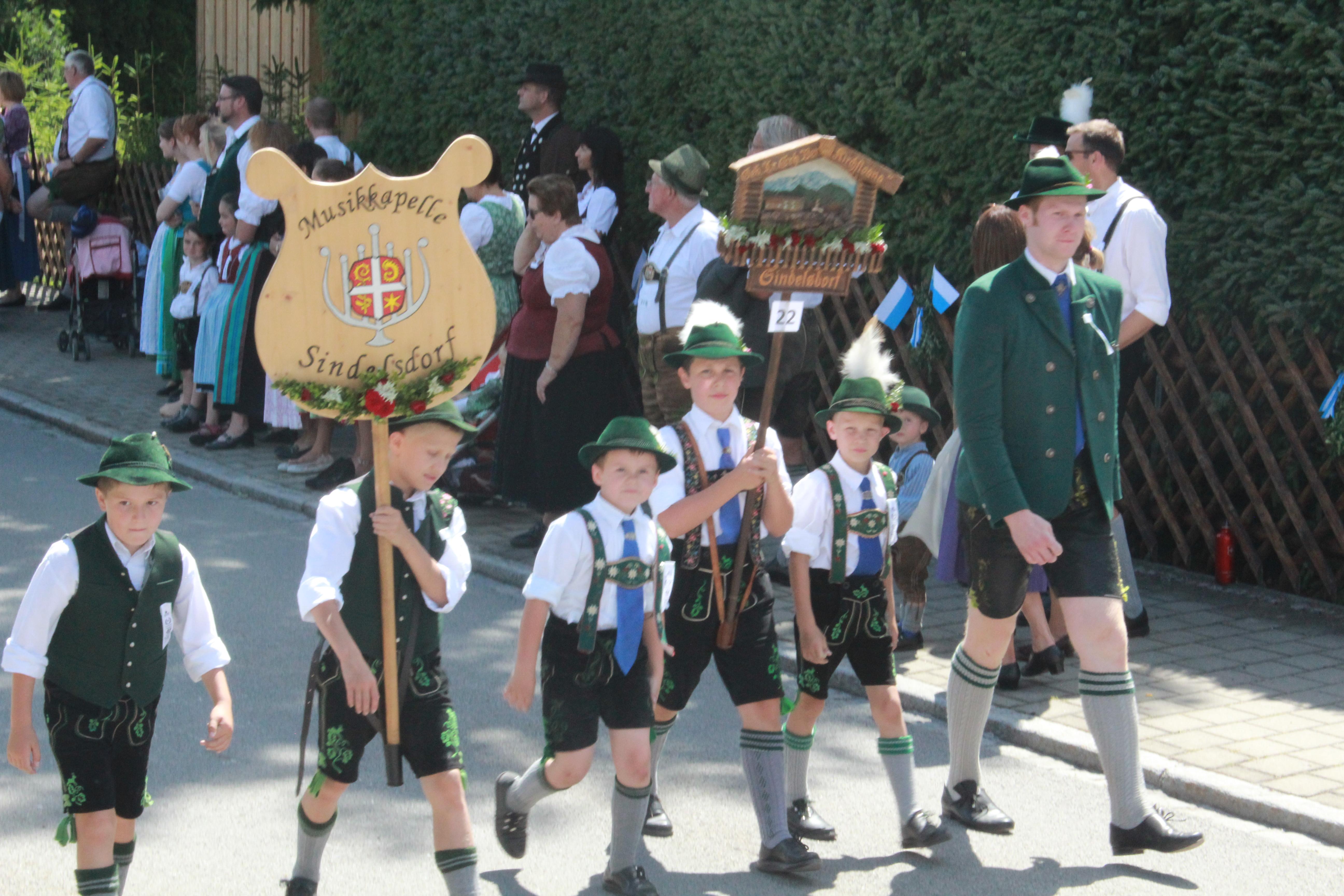 Sindeldorf Festzug