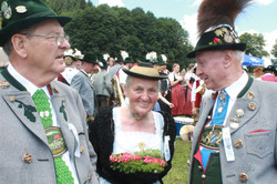 Walter Kurzok, Kathi Mayer, Schorsch Burger