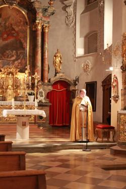 Pfarrer Karl Bopp