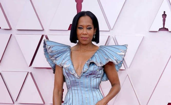 The Best Looks From The Oscars Red Carpet 2021