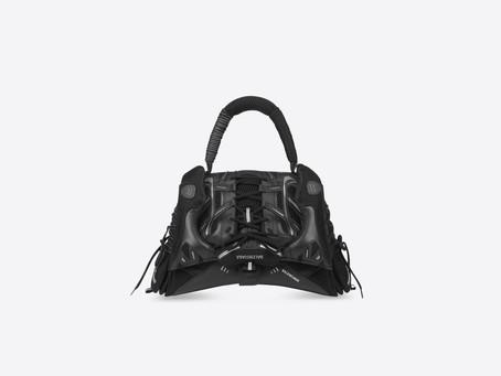 All Sneakerheads Need To Pick Up Balenciaga's New Medium Top Handle Bag