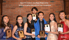 Liszt Competition Winners
