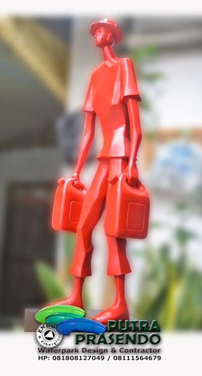 Pembuat Patung Fiberglass 1