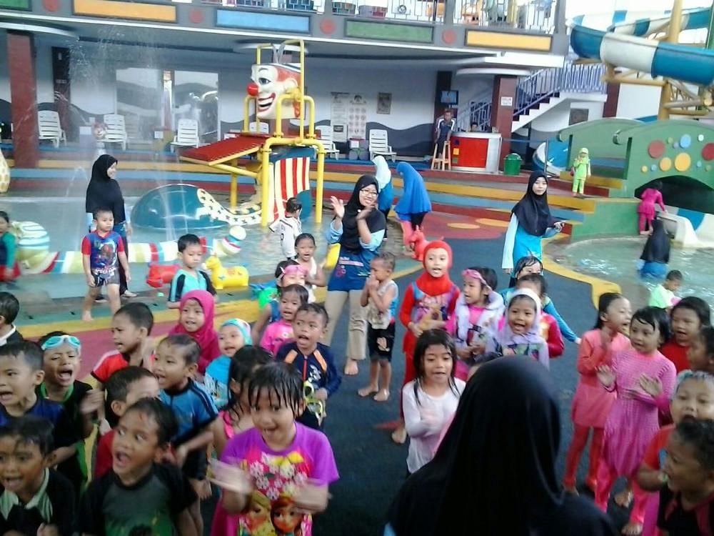Indoor Waterpark Jatiasih