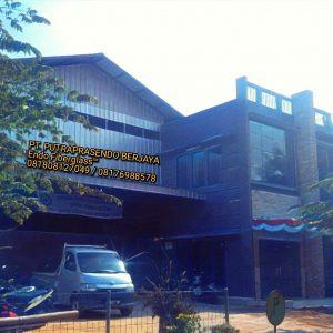 Pabrik Endo Fiberglass
