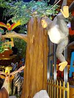 jasa pembuatan patung hewan fiberglass