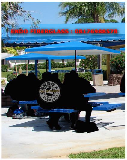 payung promosi fiberglass murah