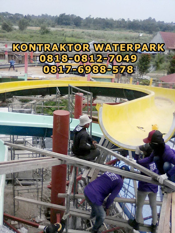 Install-Perosotan-Waterboom