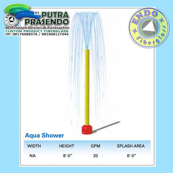 Aqua Shower-Wahana-Kolam-Renang-Anak-11