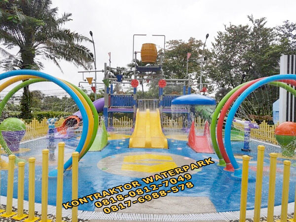 Kontraktor-Waterplay-Waterpark