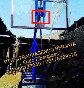 Papan Basket Akrilik