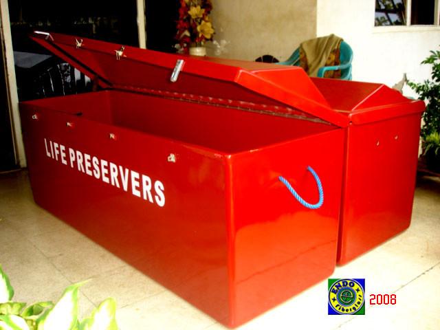 Jual Life Jacket Box Fiberglass