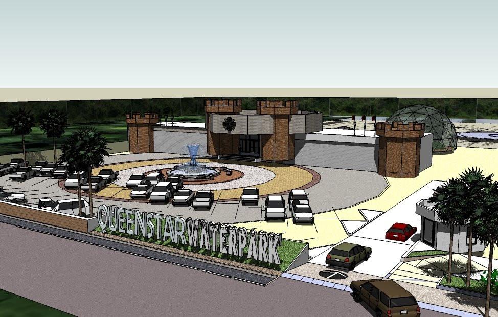 Jasa Desain Waterboom Murah 3