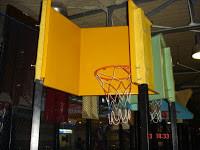 Custom Papan Basket Fiberglass
