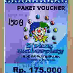 Tiket Hemat Sirkus Waterplay
