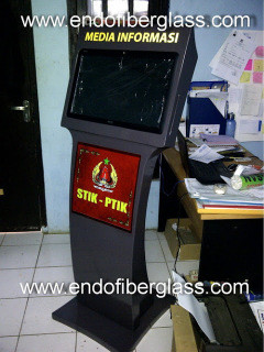 Kiosk Touch Screen Orderan STIK-PTIK