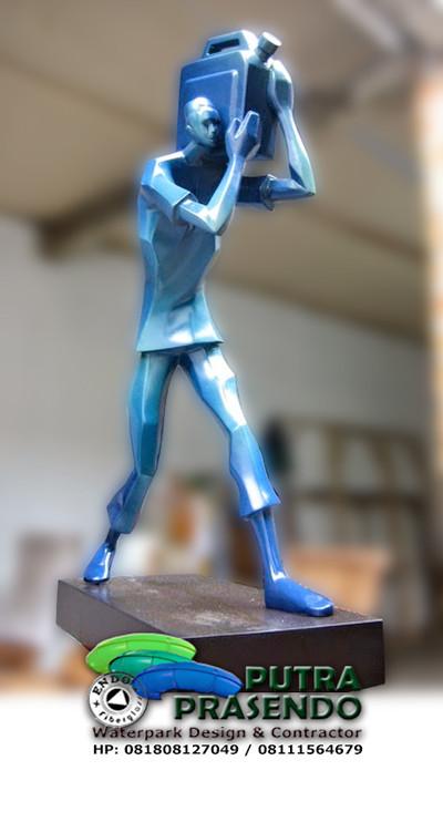 Pembuat Patung Fiberglass 2