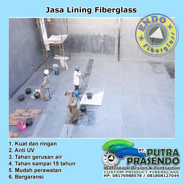 Jasa lining fiberglass Tanggerang