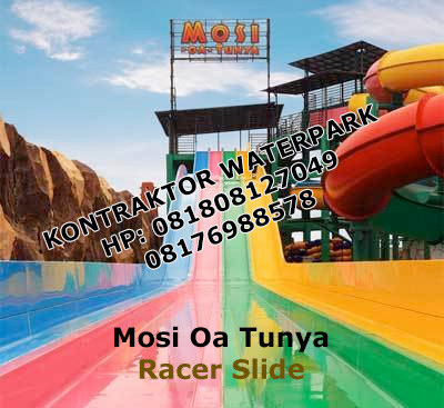 Racer-Waterslide-Waterpark